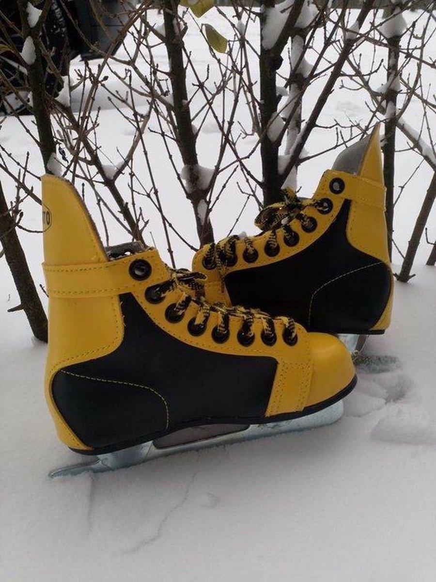 Kinderschaatsen ijshockey kinderschaatsen maat 30
