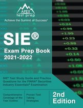 SIE Exam Prep Book 2021-2022
