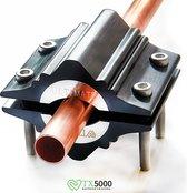 Waterontharder Magneet TX5000 Ultimate® | Waterontkalker voor Thuis | Waterleiding Montage | 15.000 Gauss / 1.5 Tesla