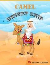 Camel desert ship