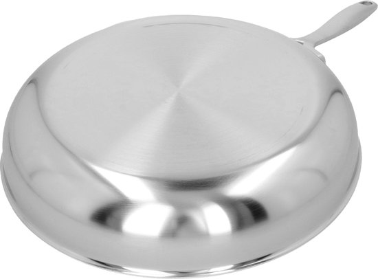 Demeyere Industry 5 - Koekenpan - Ø28 cm - PTFE-vrij