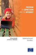 Omslag Freedom of expression and the internet