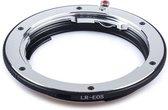 Adapter Leica R LR lens naar Canon EOS EF body