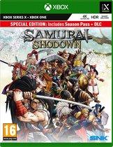 Samurai Shodown - Special Edition - Xbox One & Xbox Series X