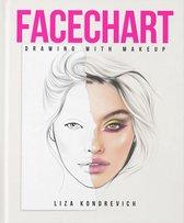FACECHART 'The Book' (Hardback) - Makeup book - face chart
