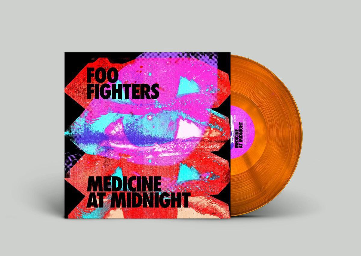 Medicine at Midnight (Coloured Vinyl) (exclusief bij bol.com) - Foo Fighters