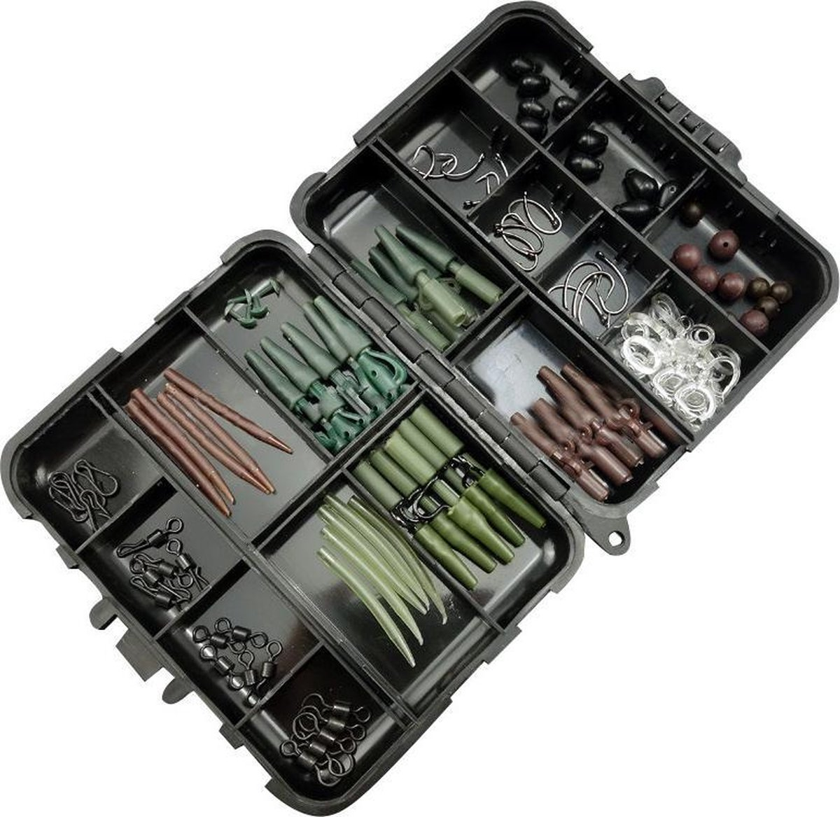 Tacklebox - Karper - Karpervissen - Karper set - Karperset - Karpervissen materiaal - Karpervissen a