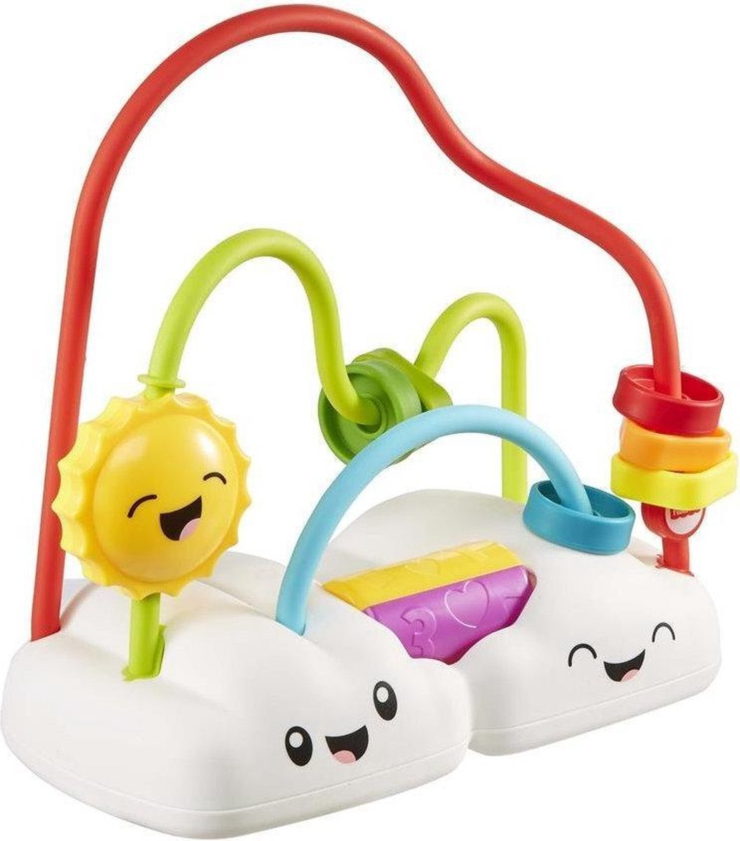 Fisher Price Regenbogen met Kralen