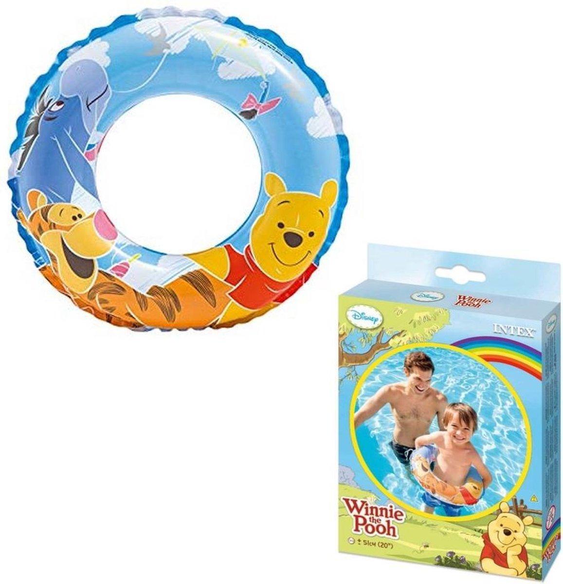 Intex 58228NP Winnie The Pooh Zwemband 51 cm