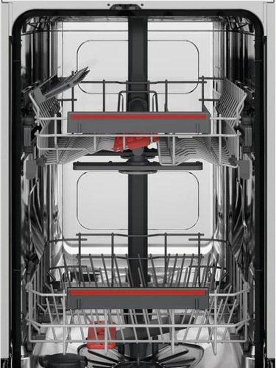 AEG FSE62417P / Inbouw / Volledig geïntegreerd / Nishoogte 82 - 88 cm