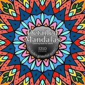 Detailed Mandalas - Includes Grateful Quotes!