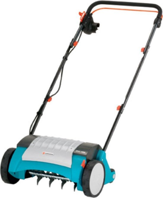 Gardena verticuteermachine 4068 1000W - Verticuteerder - Grasmaaier - Gras - Maaier - Zaag