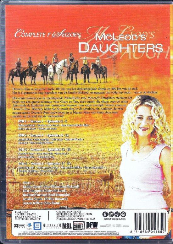McLeod's Daughters - Seizoen 1