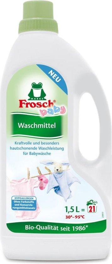 Frosch - Baby Wasmiddel - 1,5 L
