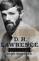 Boek cover D.H. Lawrence van John Worthen