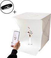 Fotostudio - 40cm Lightbox - Softbox - Fotobox - Opnametent - Fotografie - 40cm