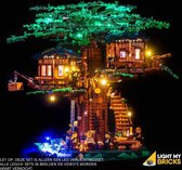Light My Bricks LEGO Tree House 21318 Verlichtings Set