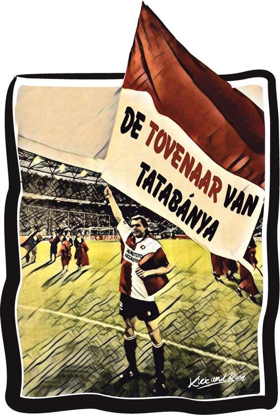 Bol Com Feyenoord Sweater Wit De Tovenaar Van Tatabanya