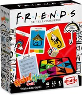 Friends - Friends tv serie - gezelschapsspel - Wicked Wango Quiz - Bamboozled