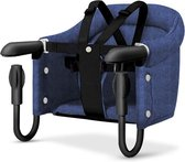 Humpy Dumpy Opvouwbare Kinderstoel - Tafelhangstoel  - Vouw in elkaar & Neem mee in de bijgesloten tas!