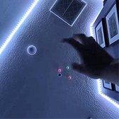Sticky Balls - Sticky  Wall Balls - MUUR - Glow in the Dark  - Stress Verminderend - Klevende Plafond Bal - Set 4 Stuks