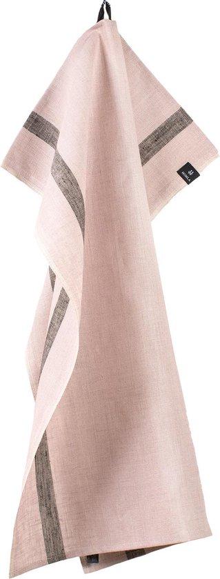 Himla Nelly theedoek rose - 50 x 70 cm - 2-pack