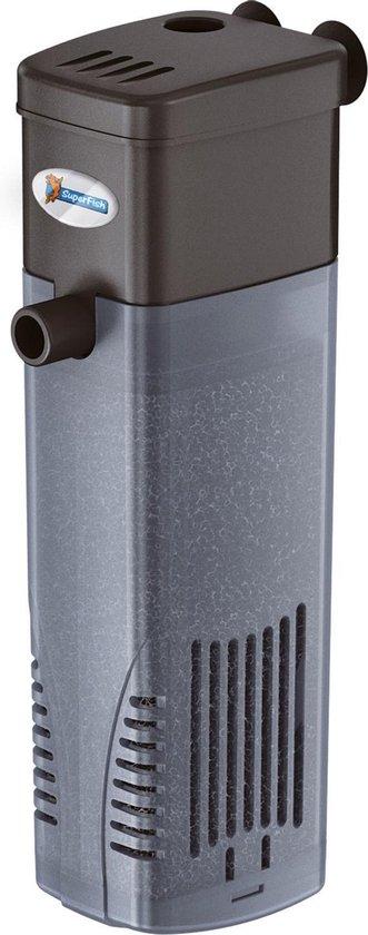 SuperFish AquaFlow Dual Action 50 - Aquariumfilter - 100 L/H