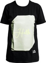 Illuminated Apparel Glow - T-shirt - Groen - Maat XL