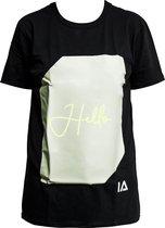 Illuminated Apparel Glow - T-shirt - Groen - Maat M