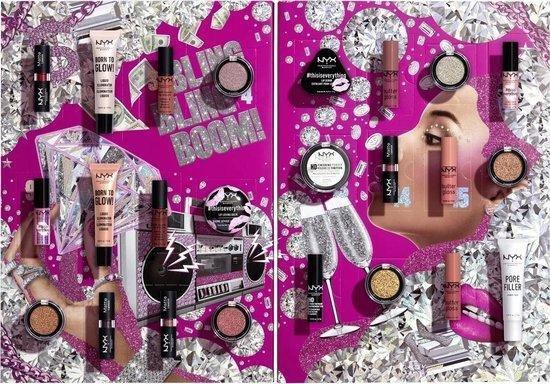 NYX Professional Makeup - Adventskalender + Melmasis Cadeau!