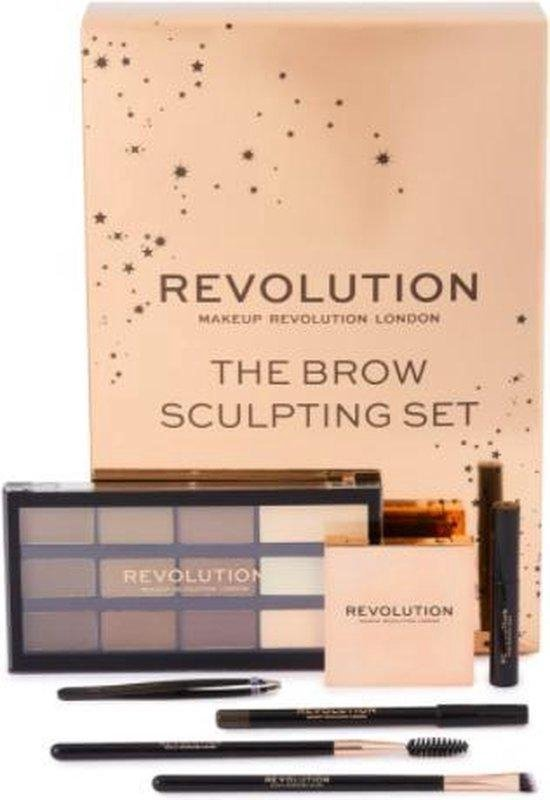 Makeup Revolution The Brow Sculpting