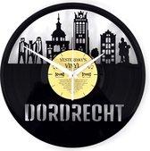 Vinyl Klok - Skyline Dordrecht - LP - Langspeelplaat - Met geschenkverpakking
