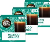 Nescafé Dolce Gusto capsules Absolute Origins Mexico - 36 koffiecups - geschikt voor 36 koppen koffie