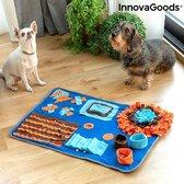 Honden en Katten Snuffelmat 75 x 50 CM - Intelligentie Speelgoed voor Hond en Kat - Anti Schrok Brokjes & Snoepjes Snuffel Mat - Dieren Speeltjes - Hondenspeeltjes - Kattenspeeltjes - Hondenspeelgoed - Kattenspeelgoed - Speeltje voor Puppy en Kitten