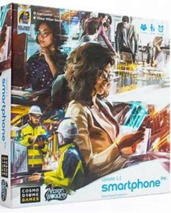 Afbeelding van het spel Smartphone Inc Update 1.1 Expansion EN