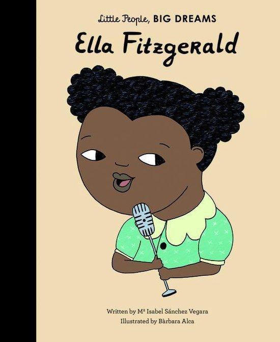 Boek cover Ella Fitzgerald van Maria Isabel Sánchez Vegara (Onbekend)