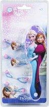 Disney Frozen Elsa en Anna  Borstel en Elastieken Set voor Meisjes