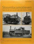 Stoomlocomotieven Serie SS 601-612 en 651-680 (NS 6500 en 8100)
