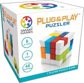 SmartGames - Plug & Play Puzzler (48 opdrachten) -  fidget toy