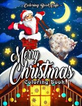Merry Christmas Coloring Book