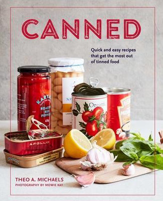 Boek cover Canned van Theo A. Michaels (Hardcover)