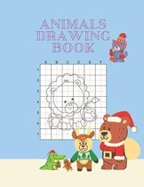 Animals Drawing Book