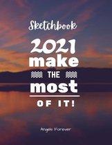 Sketchbook Make 2021 The Most Of It!