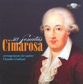 Cimarosa: 30 Sonatas, Arrangements For Guitar