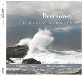 Singer Sebastien/Pantillon Marc - The Cello Sonates