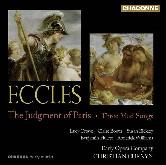 Early Opera Company - The Judgment Of Paris