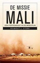 Boek cover De missie Mali van Reinout J. Sterk