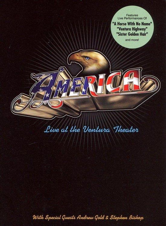 Cover van de film 'America & Friends - Live At The Ventura Theater'
