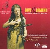 Love & Lament - Carissimi, Monteverdi / Cappella Figuralis -SACD- (Hybride/Stereo/5.1)