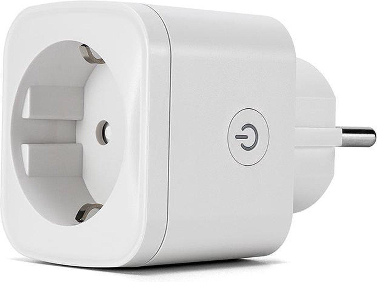 WiFi slimme stekker | Smart plug | Met energiemeter | 16A